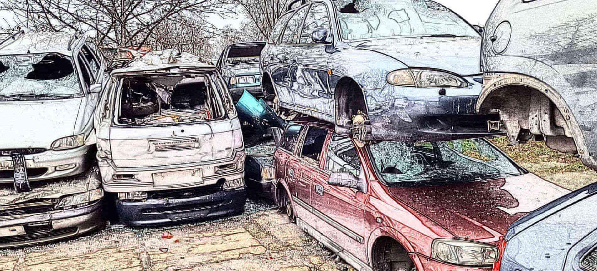 Výkup vozidel a likvidace automobilu
